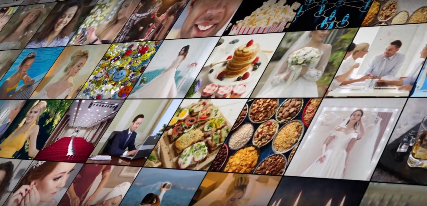 Vidéo Mosaic event Wyxco® event.wyxco.com