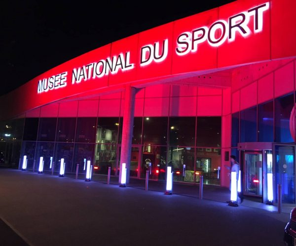 Le Musée National du Sport lieu de réception pour l'organisation d'événements à Nice dans le 06