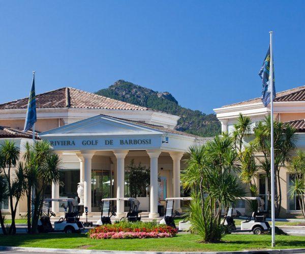 Domaine de Barbossi lieu de réception pour l'organisation d'événement à Mandelieu-La-Napoule dans les Alpes Maritimes